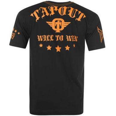 Купить Tapout Crest T Shirt Mens 1700.00 за рублей