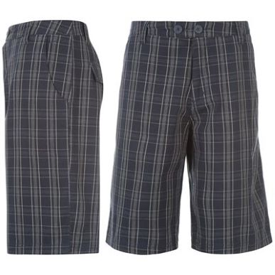 Купить Kangol Small Check Shorts Mens  за рублей