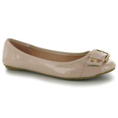 Купить Golddigga Buckle Ladies Ballet Pumps 1800.00 за рублей