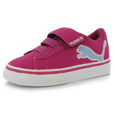 Купить Puma S Big Cat Vulc Canvas Infants  за рублей