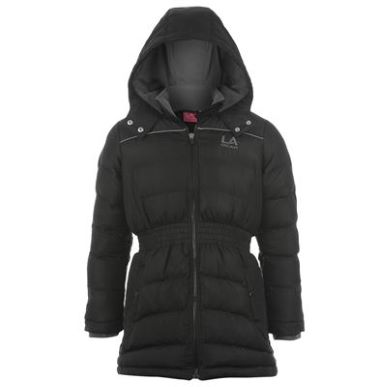 Купить LA Gear Long Jacket Girls  за рублей
