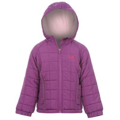 Купить LA Gear Padded Jacket Infant Girls  за рублей
