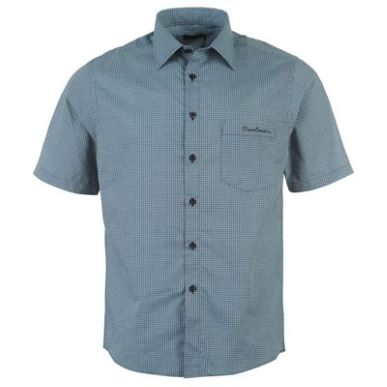 Купить Lee Cooper Short Sleeve Geometric Shirt Mens  за рублей