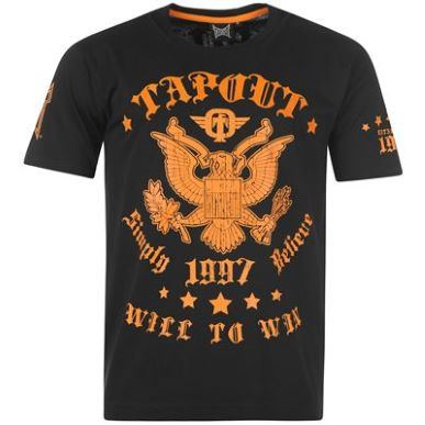 Купить Tapout Crest T Shirt Mens  за рублей