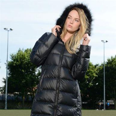 Купить Nike Downtime Long Jacket Ladies 4100.00 за рублей