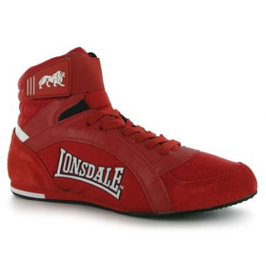 Купить Lonsdale Swift Mens Boxing Boots 2800.00 за рублей