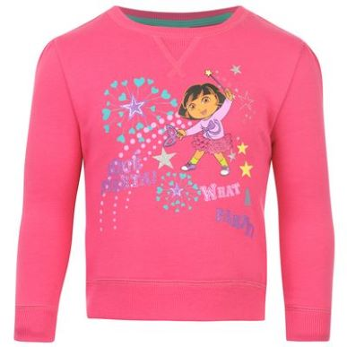 Купить Dora the Explorer the Explorer Crew Sweater Infants  за рублей