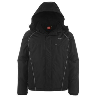 Купить Slazenger Hooded Jacket Mens  за рублей