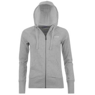 Купить Reebok Full Zip Hooded Top Ladies  за рублей