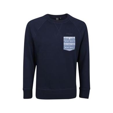 Купить Firetrap Pocket Crew Neck Sweater Mens  за рублей