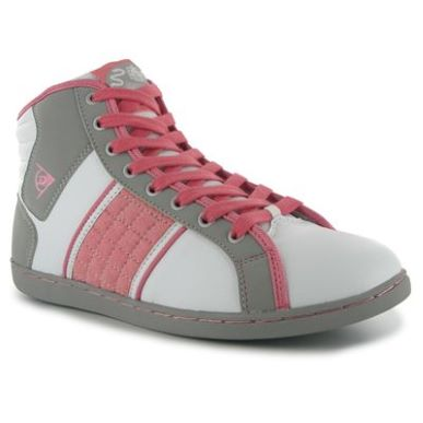 Купить Dunlop Panel High Top Ladies Trainers  за рублей