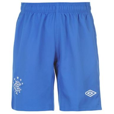 Купить Umbro Rangers Away Shorts 2012 2013 Junior  за рублей