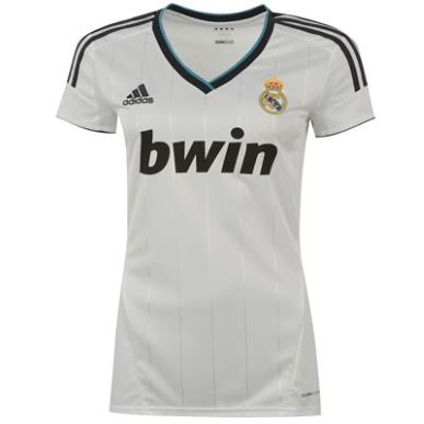 Купить adidas Real Madrid Home Shirt 2012 2013 Ladies  за рублей