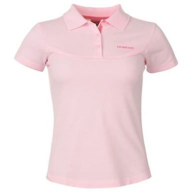 Купить LA Gear Pique Polo Shirt Ladies  за рублей