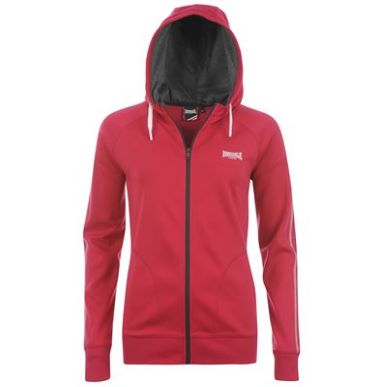 Купить Lonsdale 2 Stripe Interlock Zip Hoody Ladies  за рублей