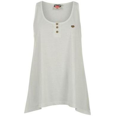 Купить Lee Cooper Loose Neppy Vest Ladies  за рублей