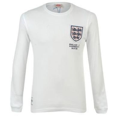 Купить Umbro England Home 66 Long Sleeve Jersey Mens  за рублей
