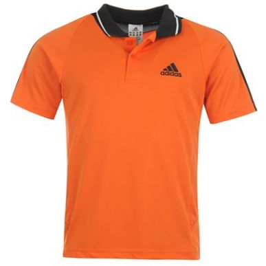 Купить adidas 3 stripe Polo Shirt Mens 1800.00 за рублей