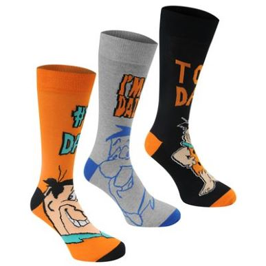 Купить Looney Tunes 3 Pack Socks Mens  за рублей