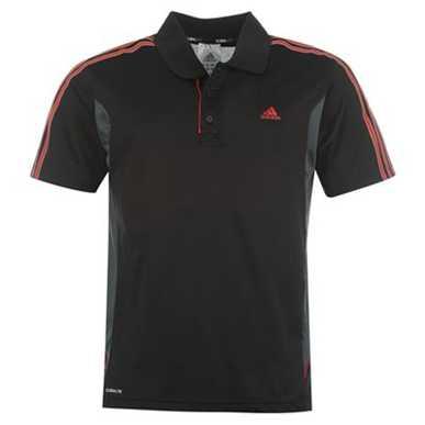 Купить adidas ClimaLite Polo Shirt Mens  за рублей