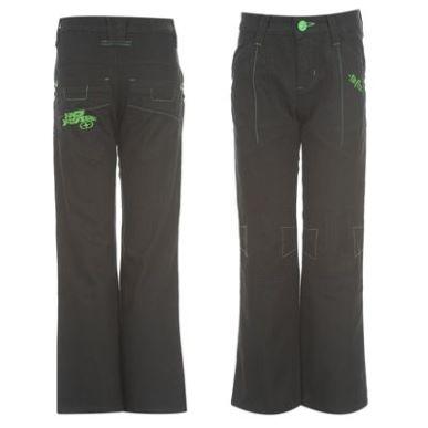 Купить No Fear Contrasting Trim Jeans Junior  за рублей