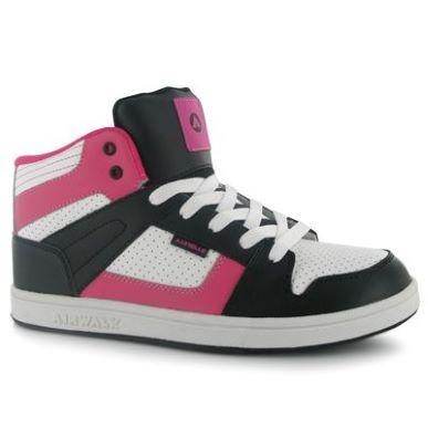 Купить Airwalk Mila Mid Ladies Skate Shoes  за рублей