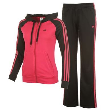 Купить adidas Essentials 3 Stripe Tracksuit Set Ladies  за рублей