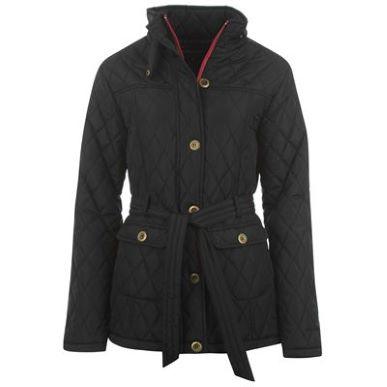 Купить Miss Fiori Quilted Jacket Ladies  за рублей