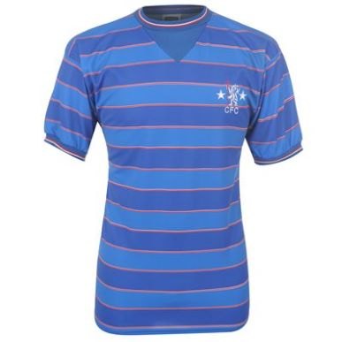 Купить ScoreDraw Retro Chelsea 1984 Home Shirt  за рублей
