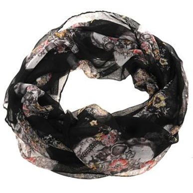 Купить Golddigga Print Scarf Ladies 700.00 за рублей