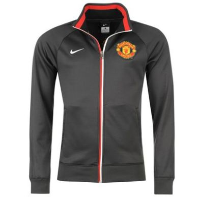 767a90b9e972 Купить Nike Manchester United Trainer Jacket Mens за 3200.00 рублей ...