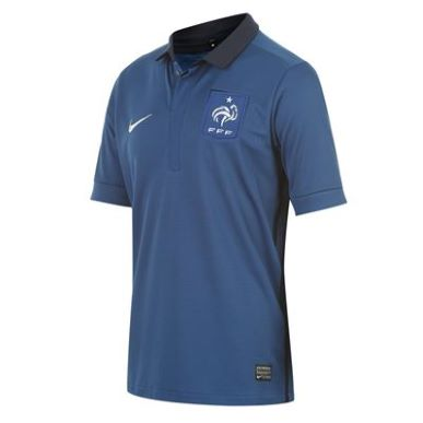 Купить Nike France Home Shirt 2011 Junior 2700.00 за рублей