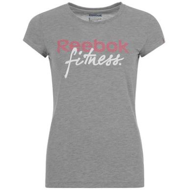 Купить Reebok Fitness PlayDry Tee Ladies  за рублей