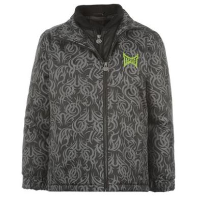 Купить Tapout Printed Padded Jacket Junior  за рублей