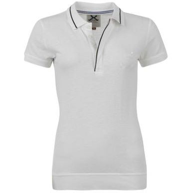 Купить Kangol Rib Hem Polo Shirt Ladies  за рублей