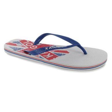 Купить Kangol Union Jack Mens Flip Flops  за рублей