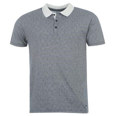 Купить Firetrap Contrast Collar Polo Shirt Mens  за рублей
