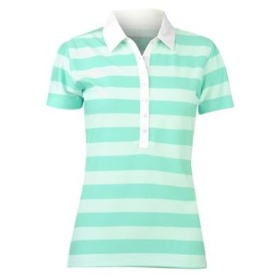Купить Nike Rugby Striped Polo Shirt Ladies  за рублей