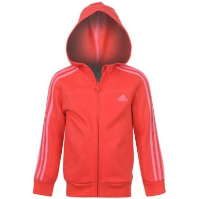 Купить adidas Essential Full Zip Hoody Infant Girls  за рублей