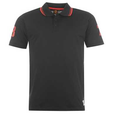 Купить Source Lab Manchester Utd Mens Polo Shirt  за рублей