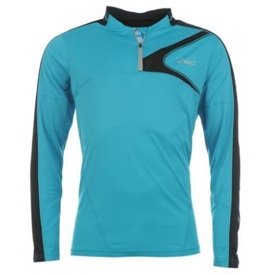 Купить Asics Long Sleeved Running Top Mens  за рублей