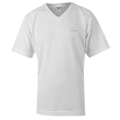 Купить Donnay Essentials V Neck TShirt Junior  за рублей