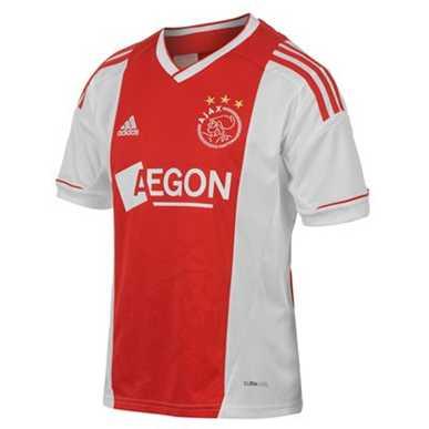 Купить adidas Ajax Home Shirt 2012 2013 Junior 2550.00 за рублей