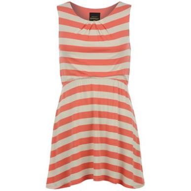 Купить Golddigga Striped Skater Dress Ladies  за рублей