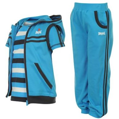 Купить Lonsdale Summer 3 Piece Set Infants Boys  за рублей