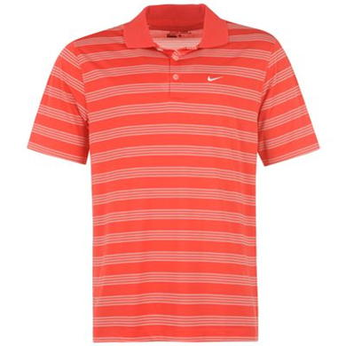 Купить Nike Stripe Polo Shirt Mens  за рублей