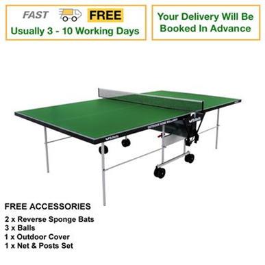 Купить Butterfly Home Outdoor Rollaway Table Tennis Table  за рублей
