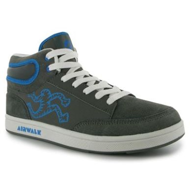 Купить Airwalk Jones Mid Junior Skate Shoes  за рублей