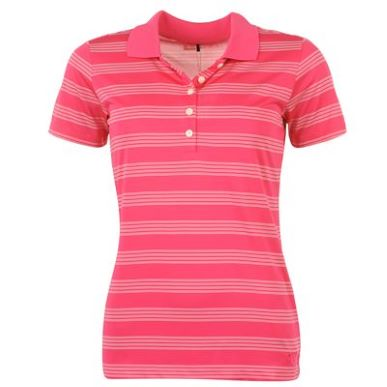 Купить Nike Stripe Golf Polo Shirt Ladies  за рублей