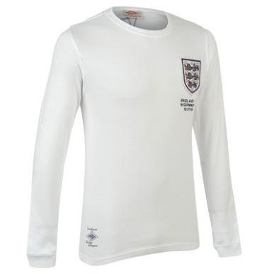 Купить Umbro England Home 66 Long Sleeve Jersey Mens 2050.00 за рублей